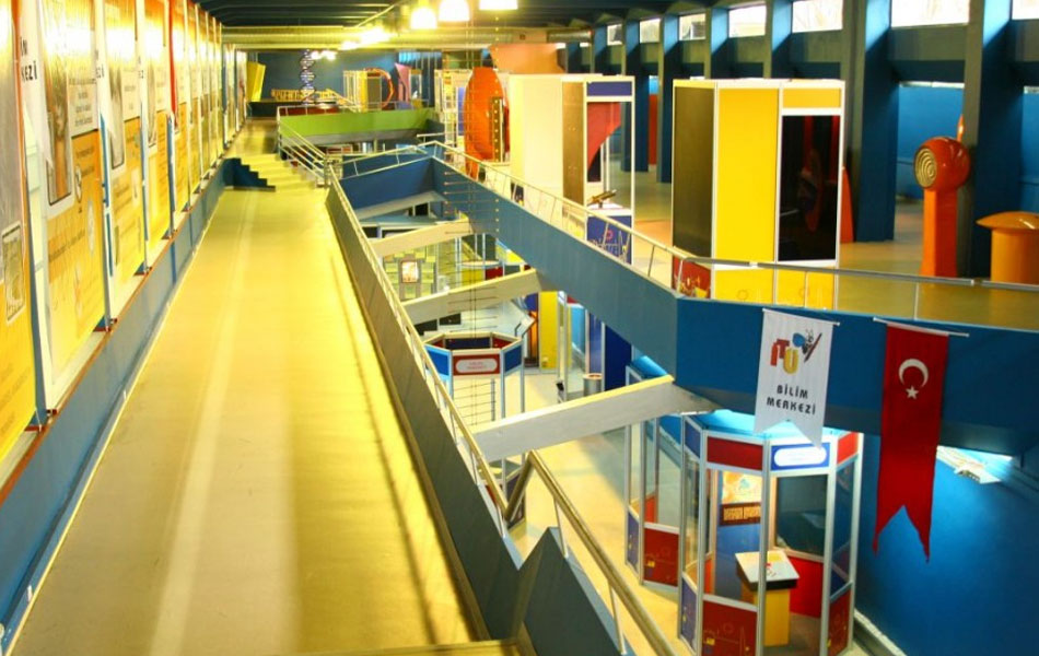 İTÜ Bilim Merkezi