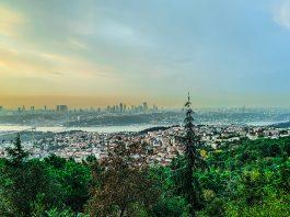 İstanbul Çamlıca Tepesi