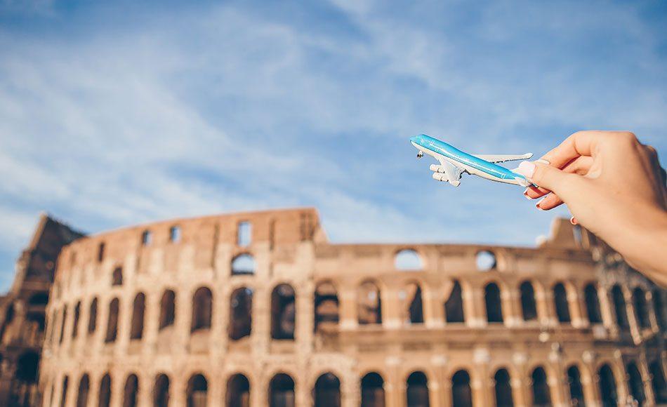 İtalya için Ucuz Uçak Bileti