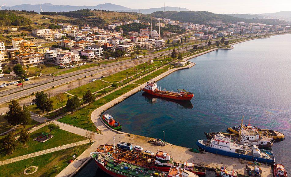 İzmir Aliağa Gezilecek Yerler