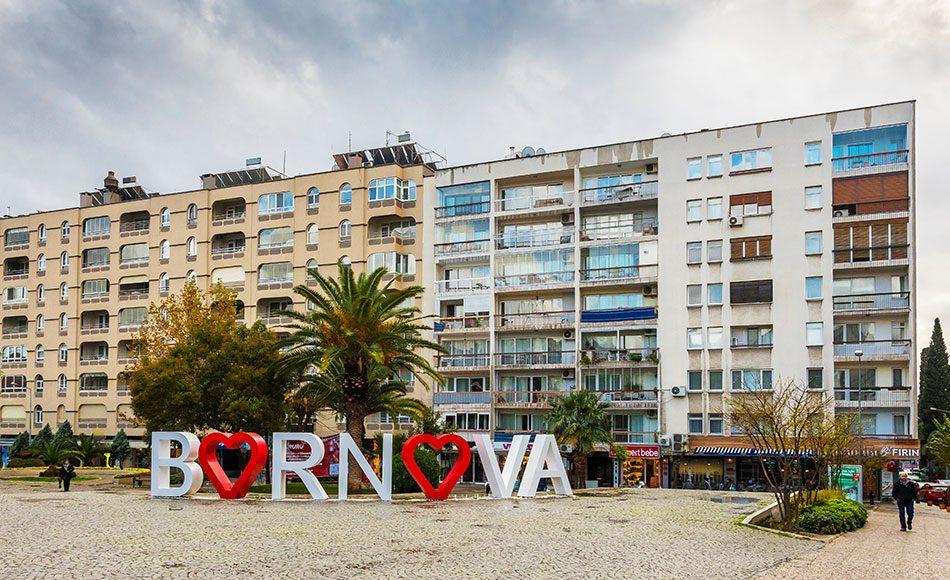 İzmir Bornova Gezilecek Yerler,