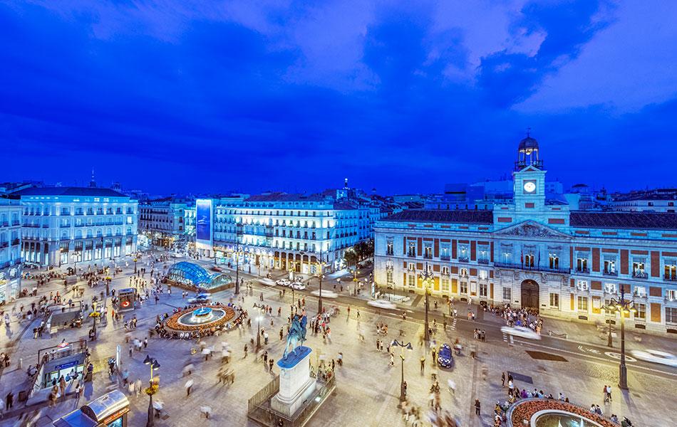 Madrid, İspanya