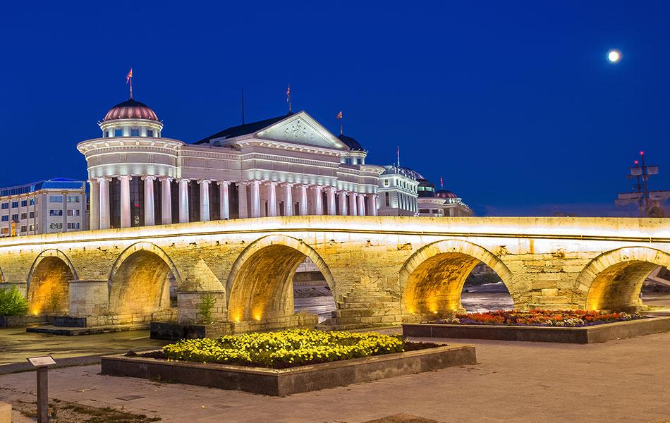 Makedonya,-Üsküp