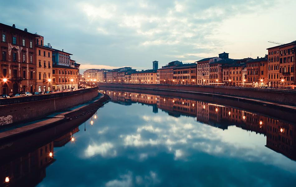 Pisa İtaly