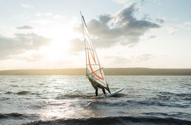 Rüzgâr Sörfü İçin Gerekli Malzemeler