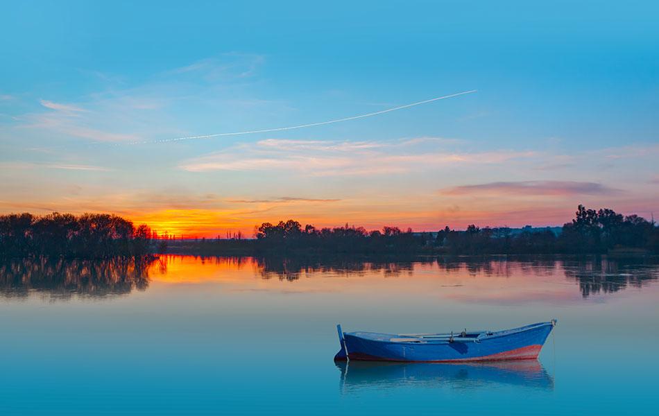 Şanlıurfa Fırat Nehri