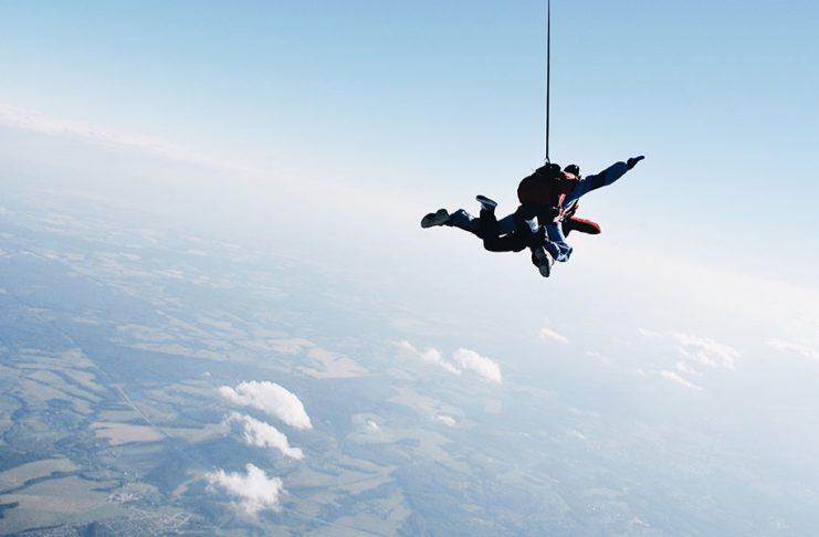 Serbest Paraşüt – Skydiving Hakkında