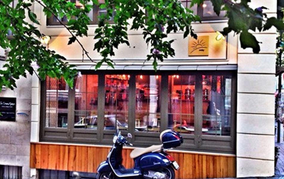 Sunday Coffee Shop