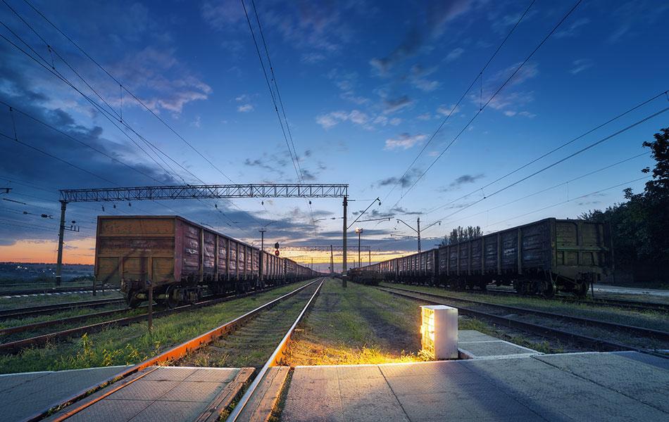 Ukrayna Tren Yolculuğu