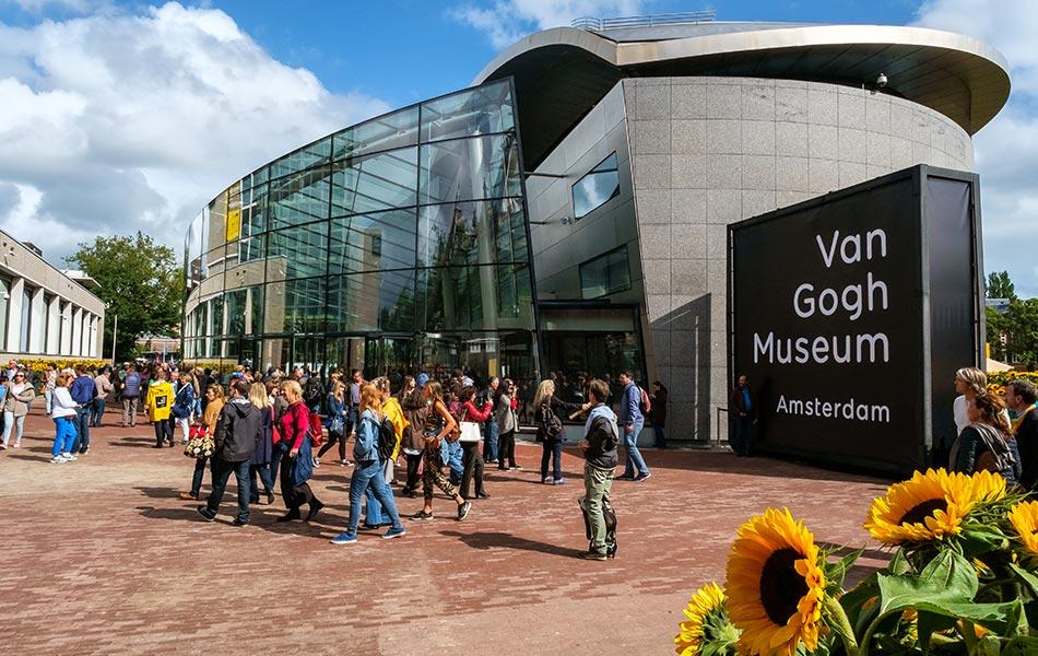 Van Gogh Müzesi, Hollanda