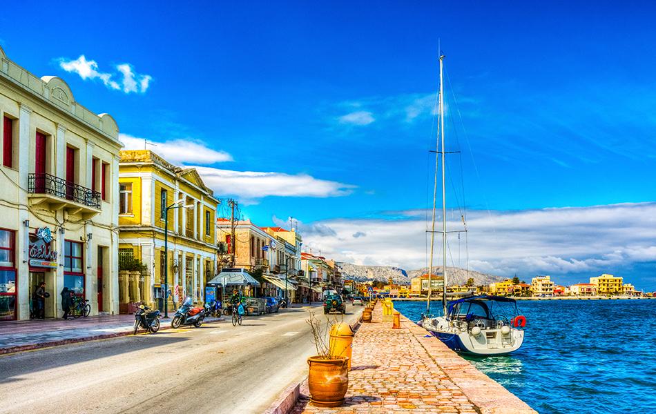 Yunanistan Sakız Adası