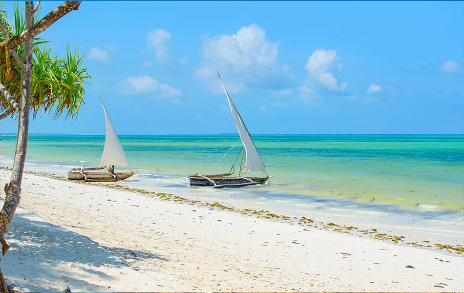 Zanzibar Adası