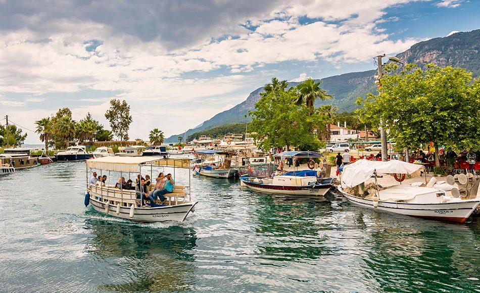 Akyaka Tekne Turları