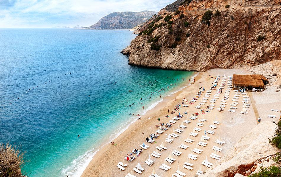 Kaputaş Plajı – Antalya/Kalkan