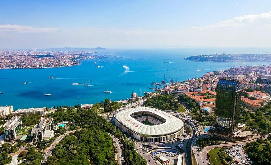 Beşiktaş Gezilecek Yerler