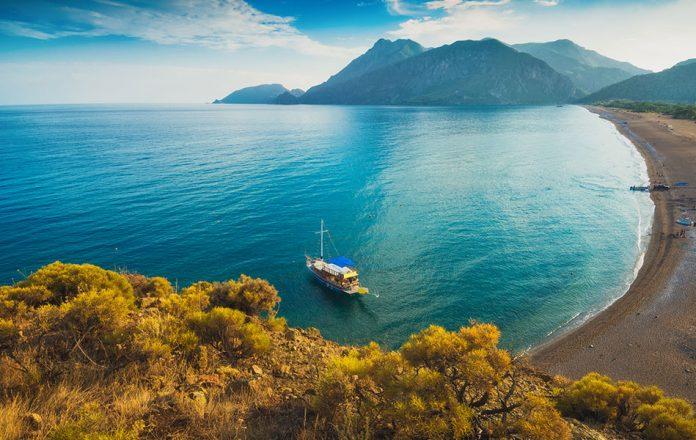 Çıralı Plajı - Antalya