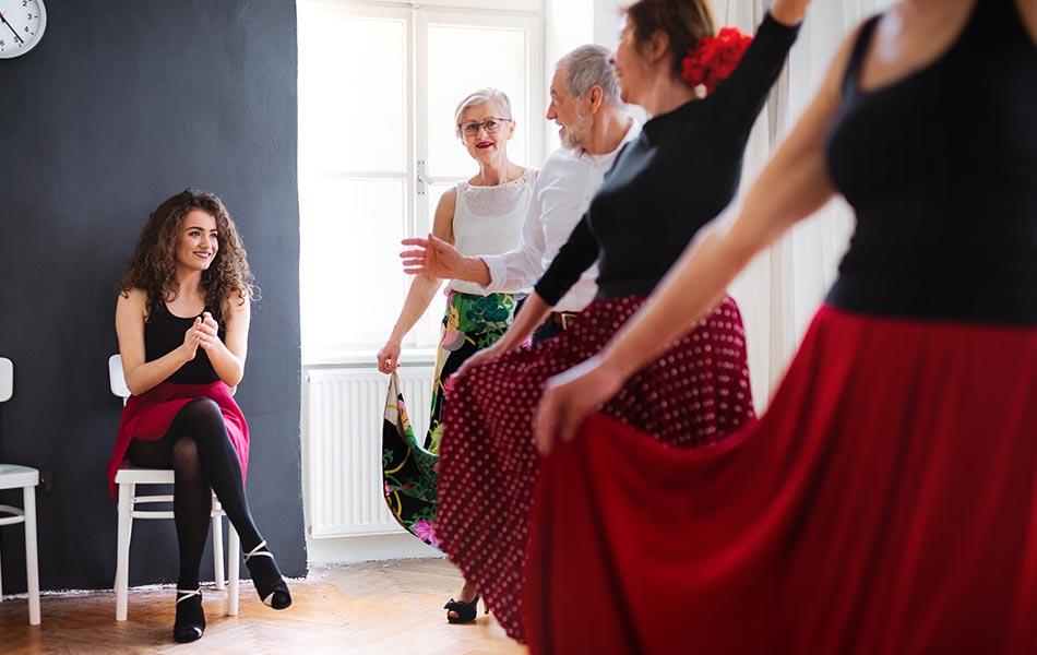 Dans Hocası Olmak