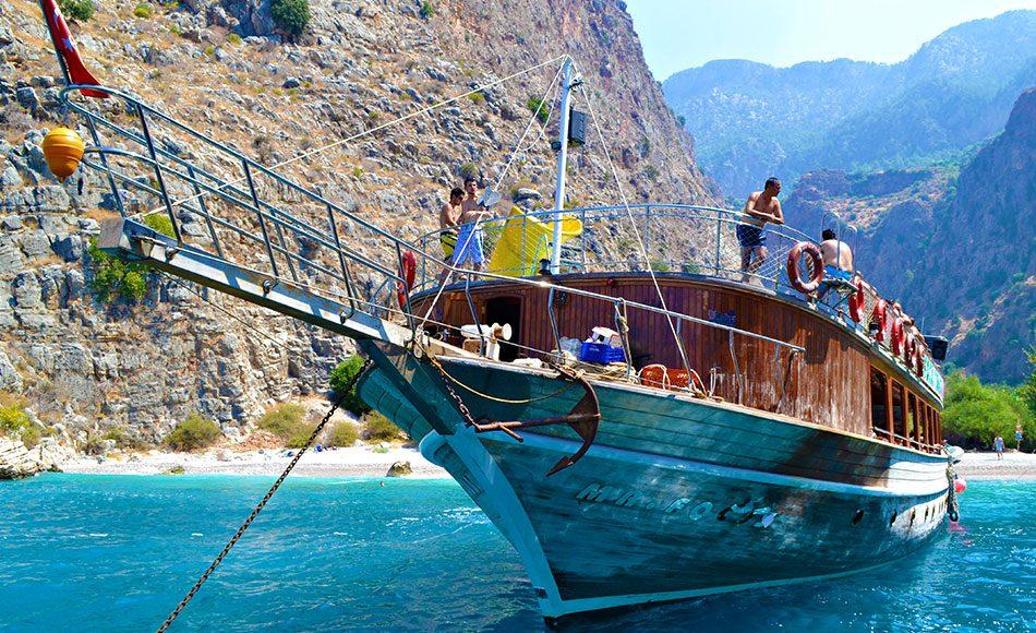 Fethiye Tekne Turları