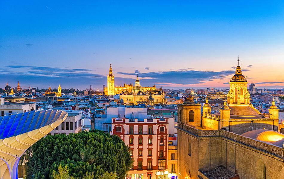 İspanya Sevilla