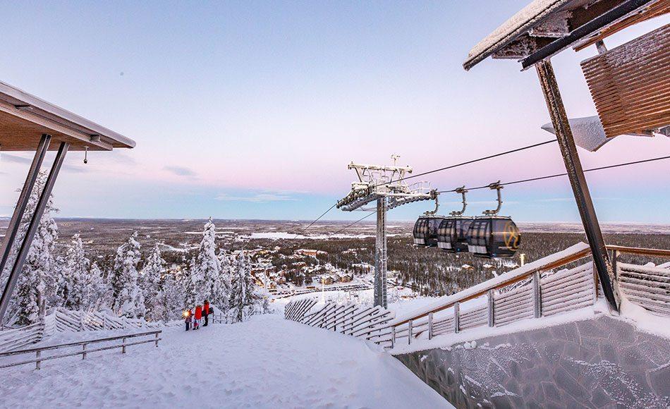 Laponya, Finlandiya
