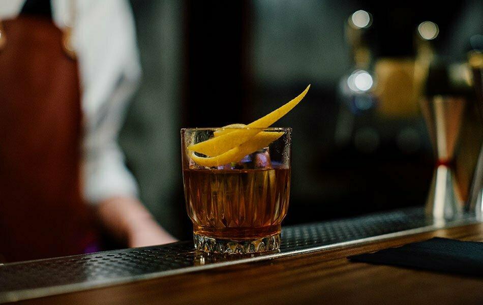 Old Fashioned Kokteyl