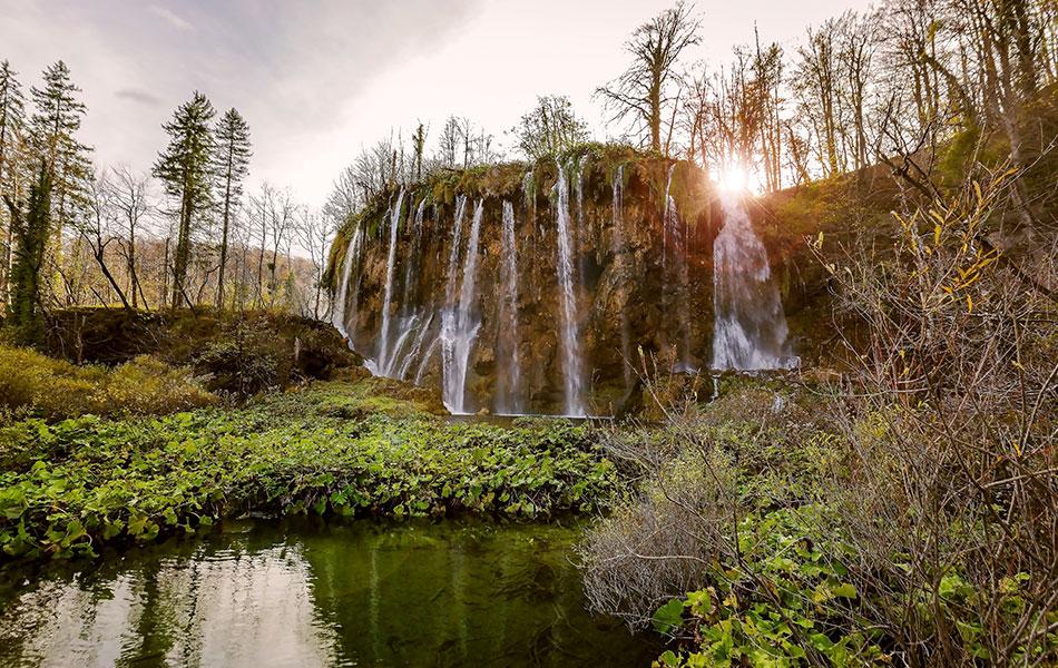 Plitvice Milli Parkı, Hırvatistan
