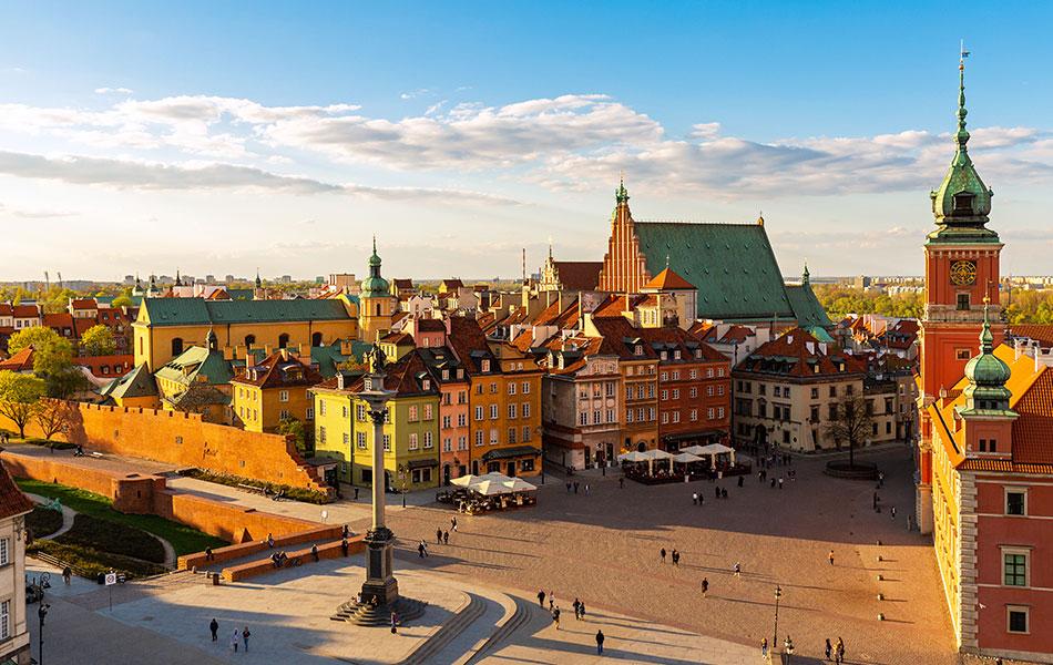 Polonya Varşova