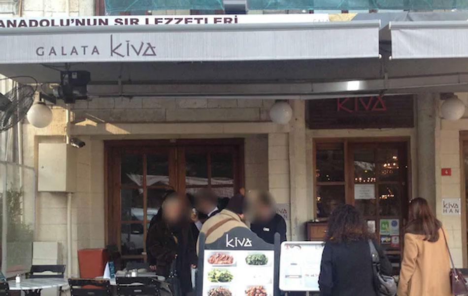 Taksim Galata Kiva