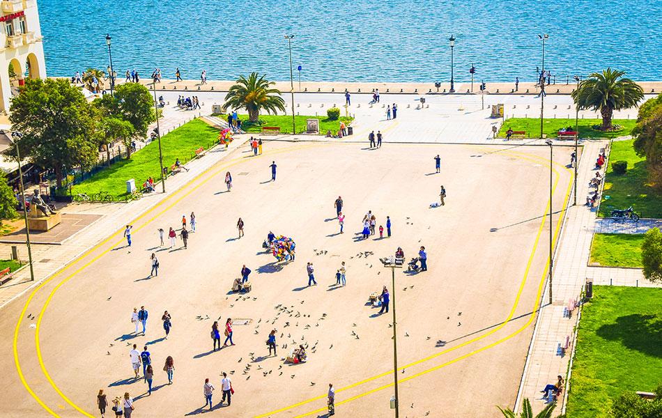 Yunanistan Selanik