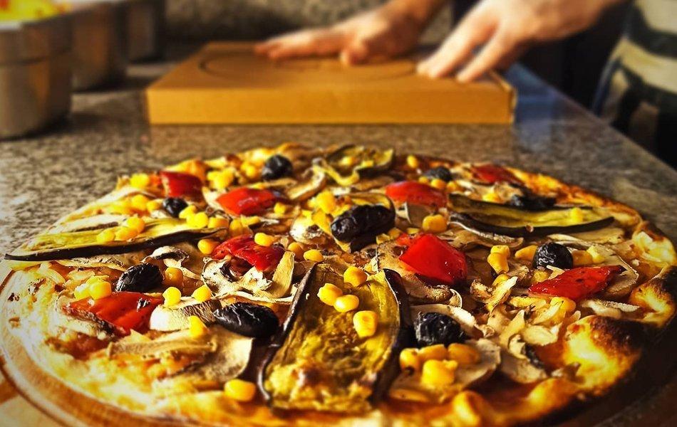 400 Derece Pizza