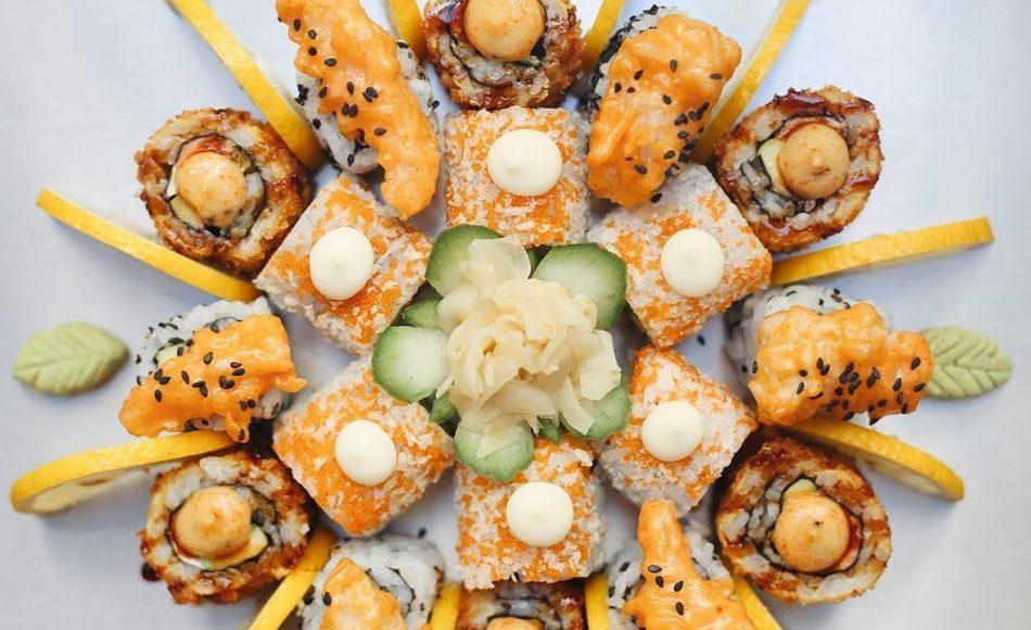 Dardenia Fish & Sushi