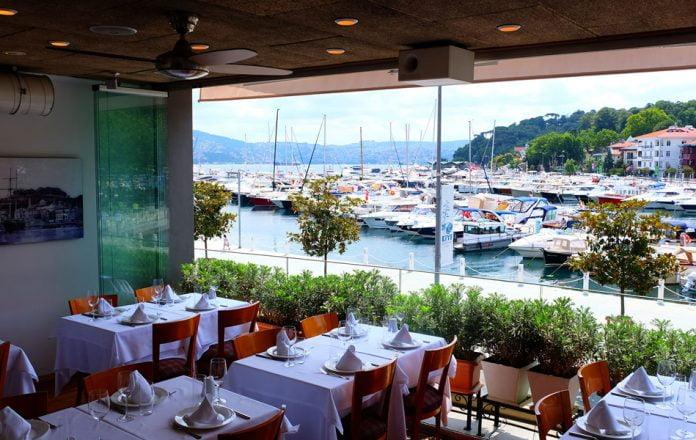 Kıyı Restaurant Sarıyer