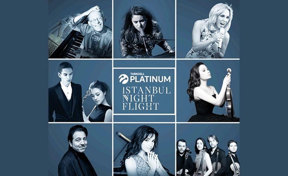 Turkcell Platinum İstanbul Night Flight