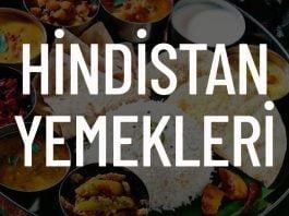 Hindistan Yemekleri