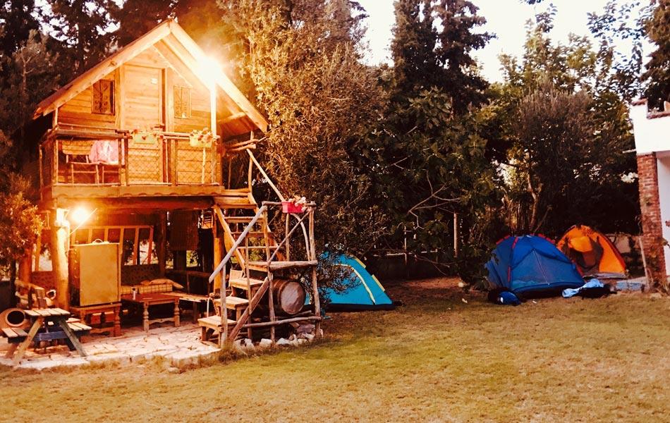 Mürsel Hotel Çadır Kamping Kamp Alanı