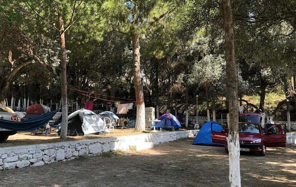 Önder Camping Kamp Alanı