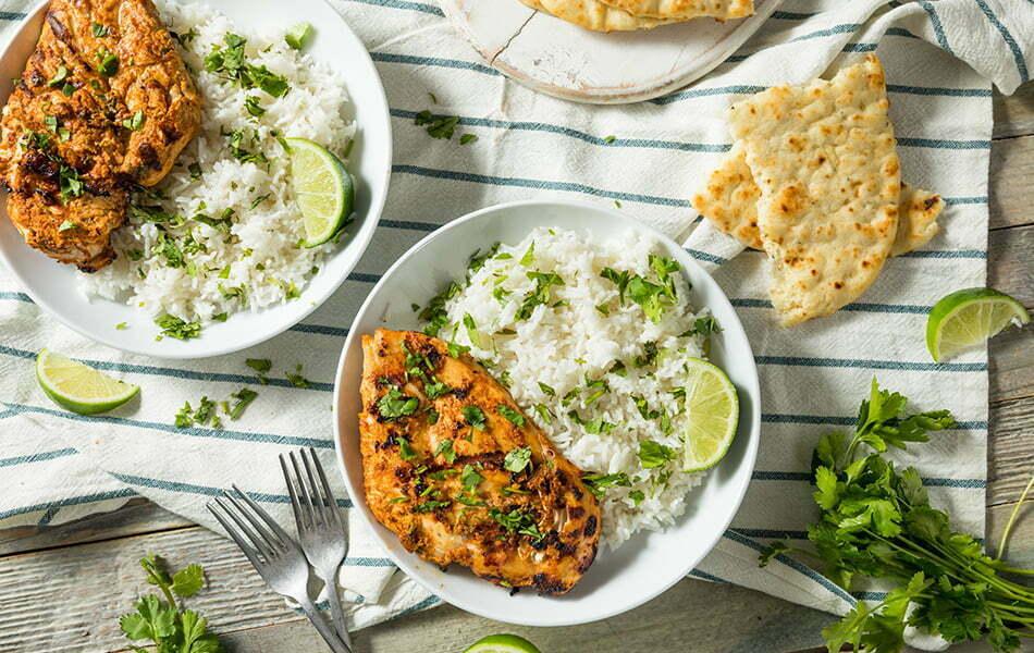 Tandoori Hindistan Yemeği